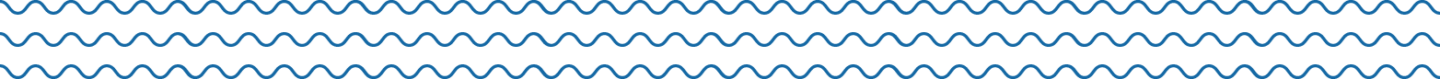 Blue waves graphic.